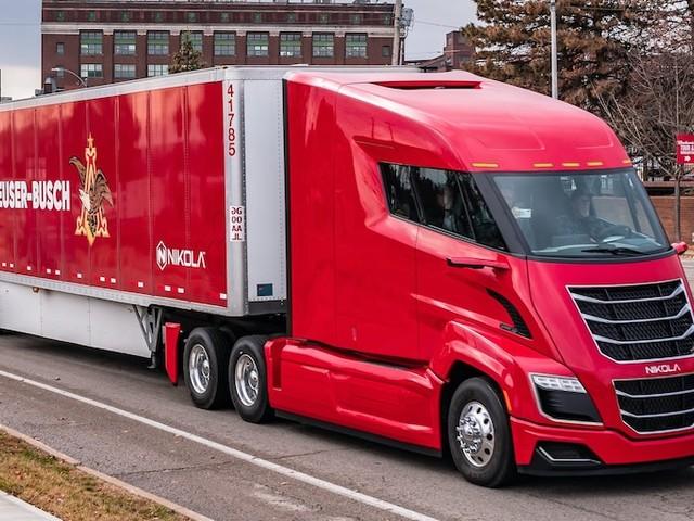 Nikola soars 22% after securing order for 2,500 electric garbage trucks