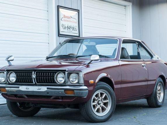 Rare Rides: A 1974 Toyota Corona 2000 GT