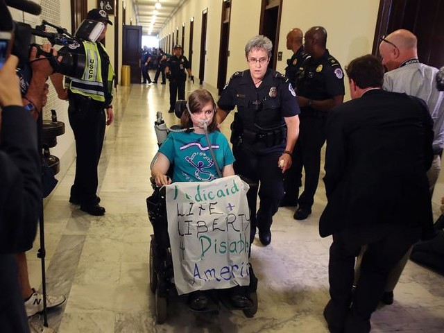 Americans With Disabilities Should Be Terrified