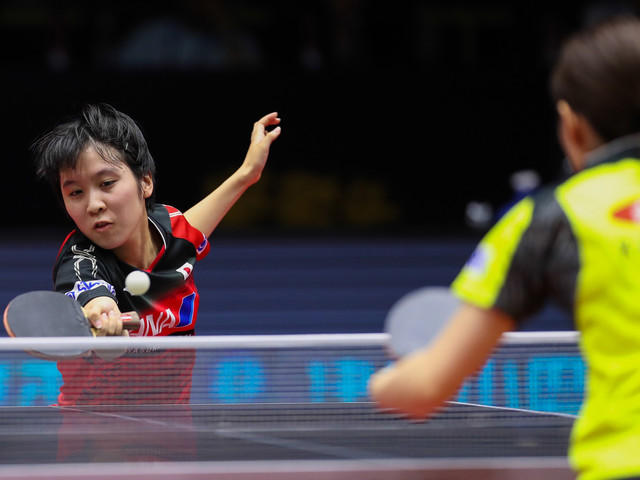 World Table Tennis announces three event hubs for first half of 2021