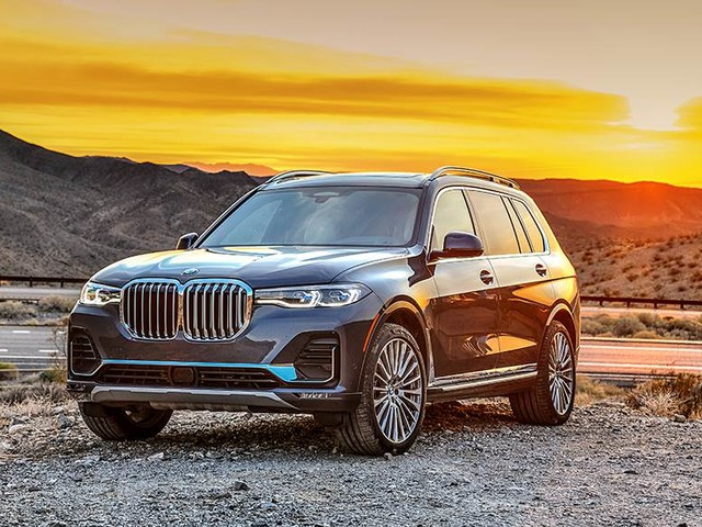 BMW X7 launched at Rs 98.90 lakh