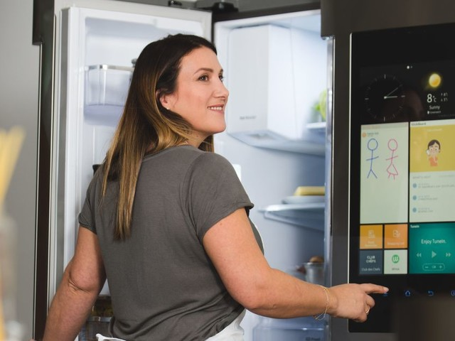 Samsung's Bixby assistant's next stop is... your refrigerator