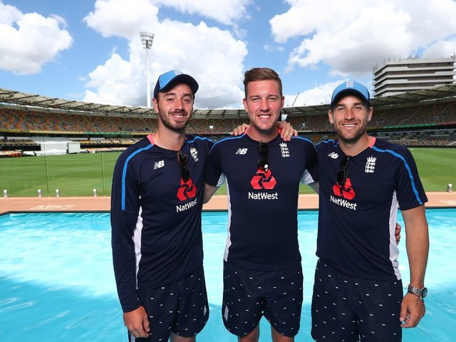 England have nothing to fear against Australia at the Gabbatoire - Brisbane 'fortress' should suit the tourists