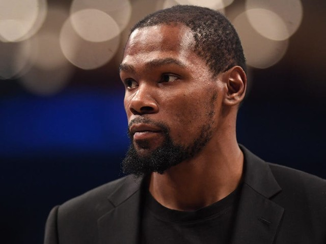 Kevin Durant on holding a 'Young CEO' virtual conference for aspiring entrepreneurs and his partnership with Degree Deodorant