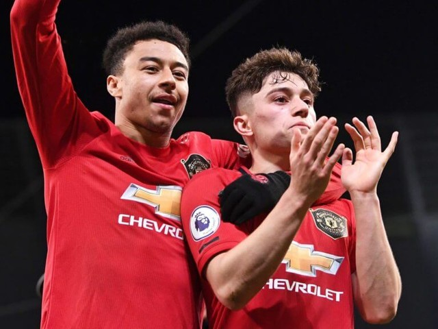 Jesse Lingard reveals how he's returned to old self at Manchester United