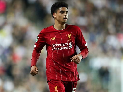 Wolves set to sign Liverpool defender Ki-Jana Hoever in £10m deal