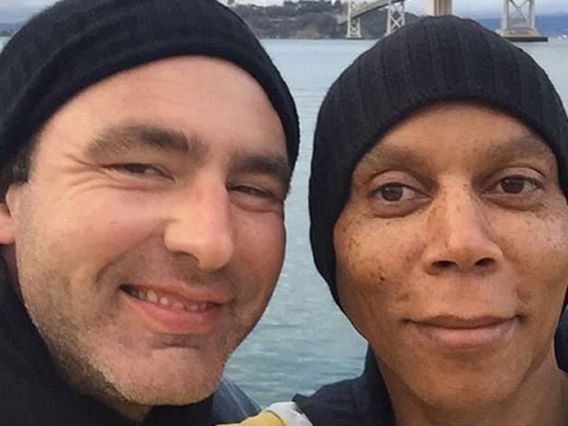 RuPaul & Longtime Partner Georges LeBar Secretly Marry After 23 Years Together!