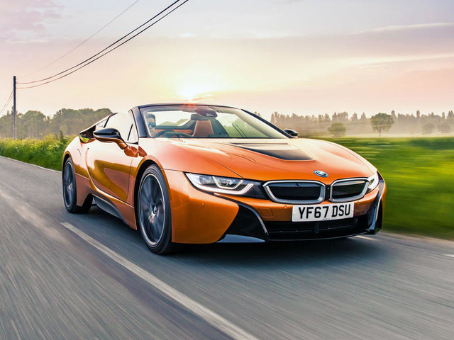 BMW lines up all-electric future for next-generation i8