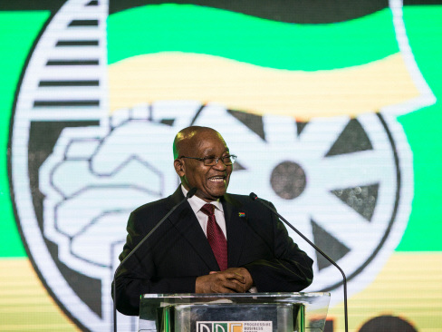 S. Africa's troubled ANC meets to elect new leader