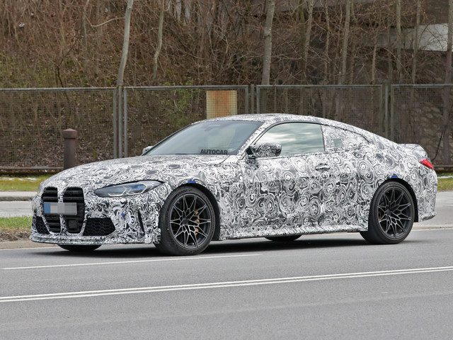 New 2022 BMW M4 CSL primed as lightweight track weapon