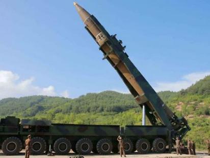 US confirms N. Korean ICBM launch while Kim taunts Washington