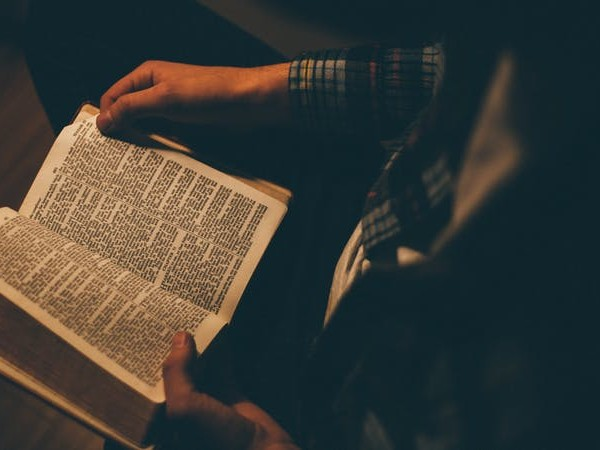 Reading Without Seeing: How Not to Study the Bible