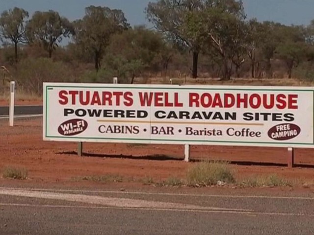 Man miraculously found after being lost in the Australian Outback for 2 weeks