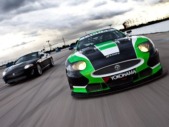 Jaguar is Going GT Racing