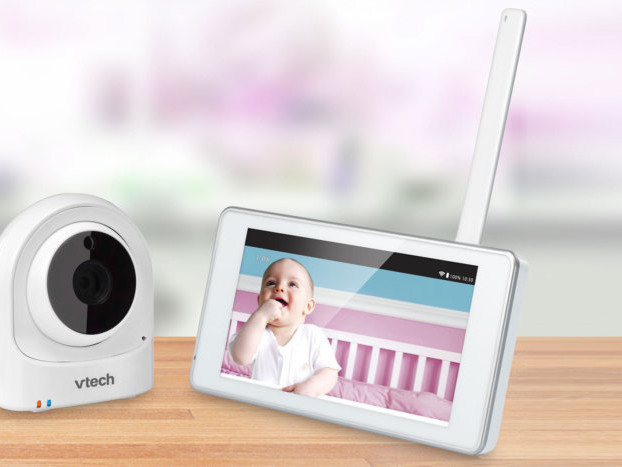 VTech VM981 Safe & Sound Expandable HD Video Baby Monitor review: Not quite ready for the nursery