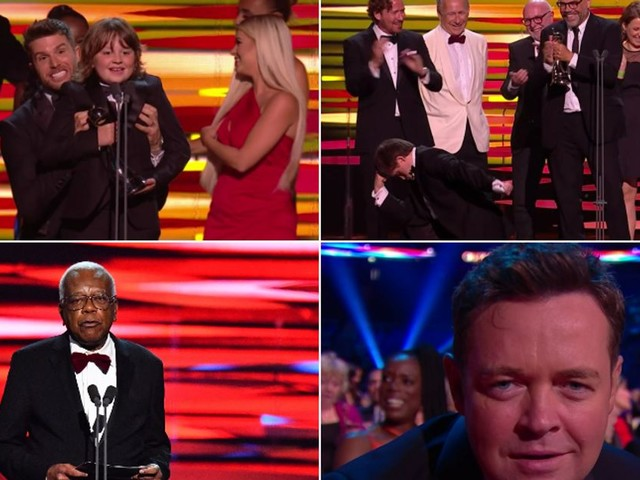 NTAs 2021: 15 Things You Might Have Missed From This Year's National Television Awards