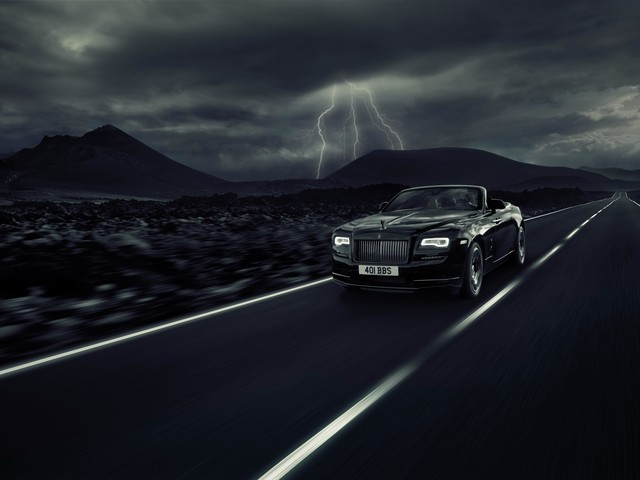Video: Rolls-Royce Introduces Dawn Black Badge with Ominous Ad