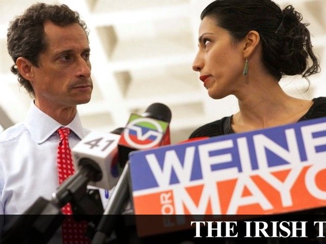 Anthony Weiner to plead guilty in 'sexting' investigation