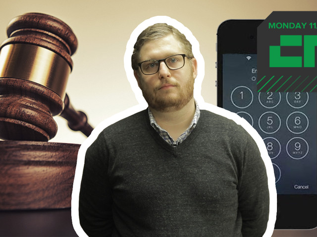 Crunch Report | Apple gets served a search warrant and Uber buys a bunch of Volvos