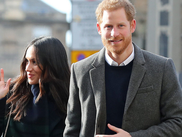 Meghan Markle And Prince Harry In Suspicious Substance Scare