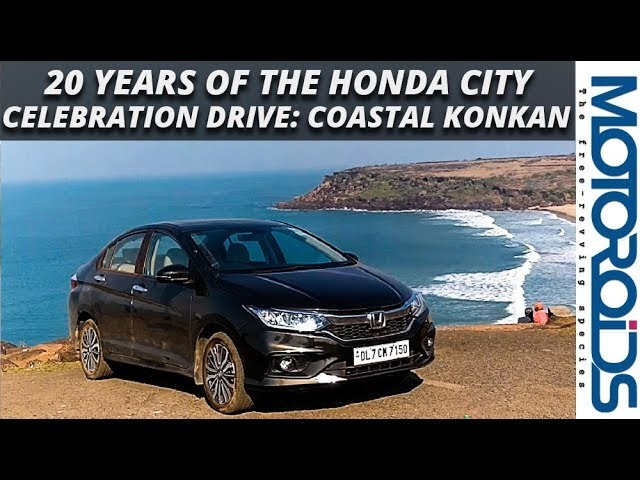 20 Years of the Honda City: Celebration Drive Through Mystical Konkan