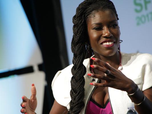 Bozoma Saint John says Uber didn't really 'poach' her from Apple