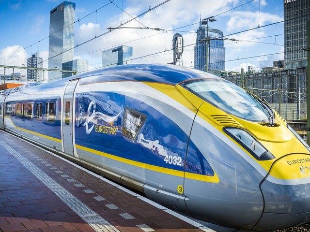 Eurostar has cheap tickets to Amsterdam for £30 but you need to be quick