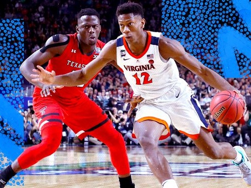De'Andre Hunter's evolution into an NBA Draft stud is the best kind of success story