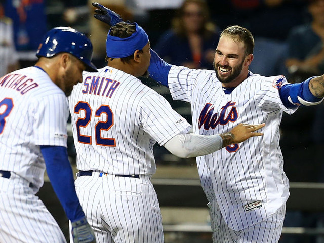 Ramos Homers Twice, Nido Hits Walk-Off, Mets Win 13-Inning Marathon