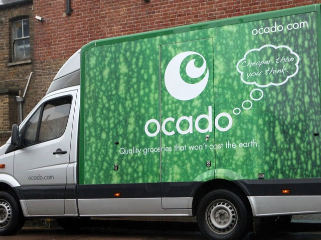 Ocado robot-operated warehouse hit by fire