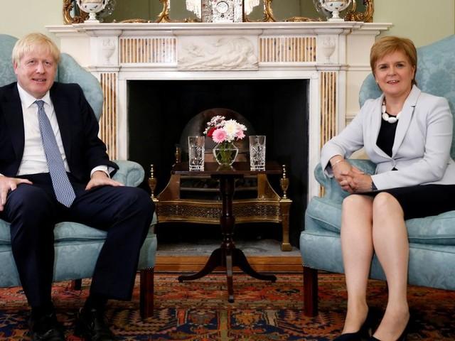 Boris Johnson officially blocks Scottish independence vote in formal letter
