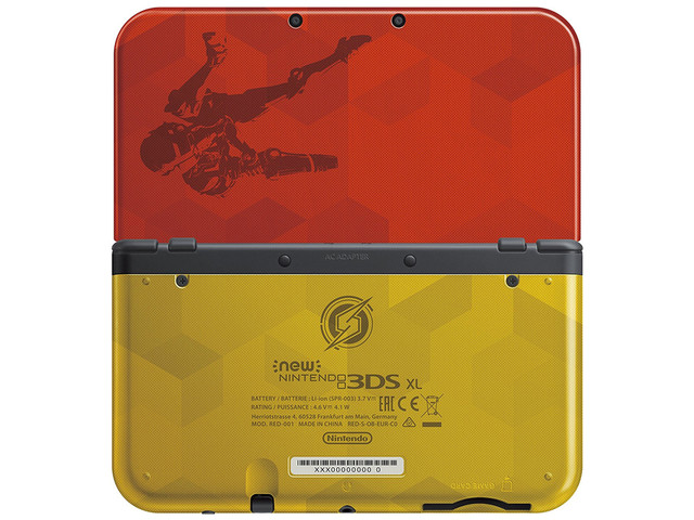 Jelly Deals: New Nintendo 3DS XL Samus Edition available to pre-order now