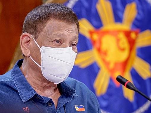Philippines President Rodrigo Duterte volunteers to test Russia's coronavirus vaccine on himself