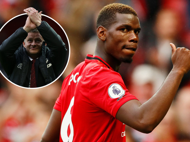 Paul Pogba could fly this season and looks like a player who wants to stay at Man Utd