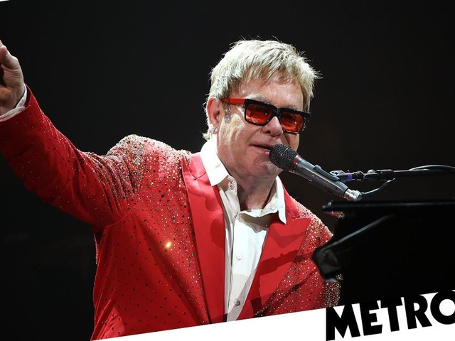 Elton John's cocaine binges left him a 'monster' as he addresses use of 'horrible drug'