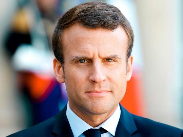 Macron's Coup