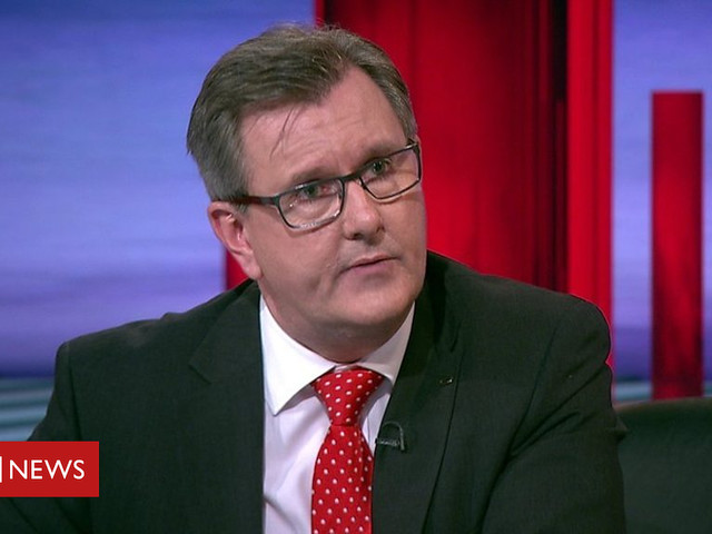 DUP will wait and see on Conservative deal