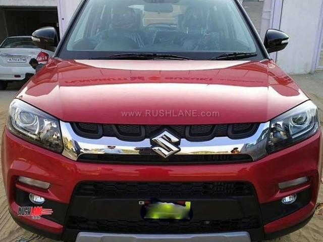 Maruti Brezza Tops Best Selling UV List In FY2019 – Hyundai Creta 2nd