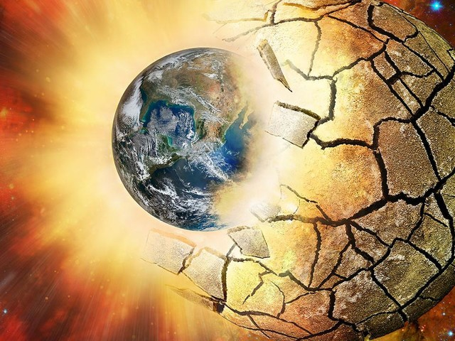 Rapture is coming on Sept. 23, conspiracy theorist claims