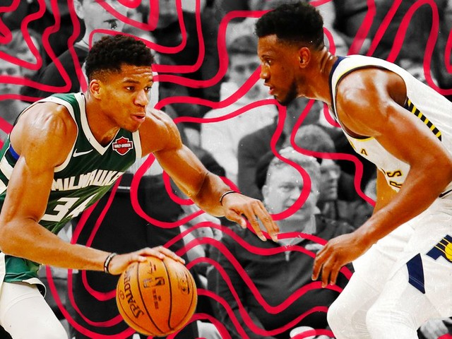 How to stop Giannis Antetokounmpo, according to the NBA player who's tried it most