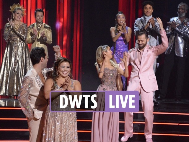 Dancing with the Stars LIVE – Martin Kove ELIMINATED in first cut as Kenya Moore reflects on marriage with ex Marc Daly
