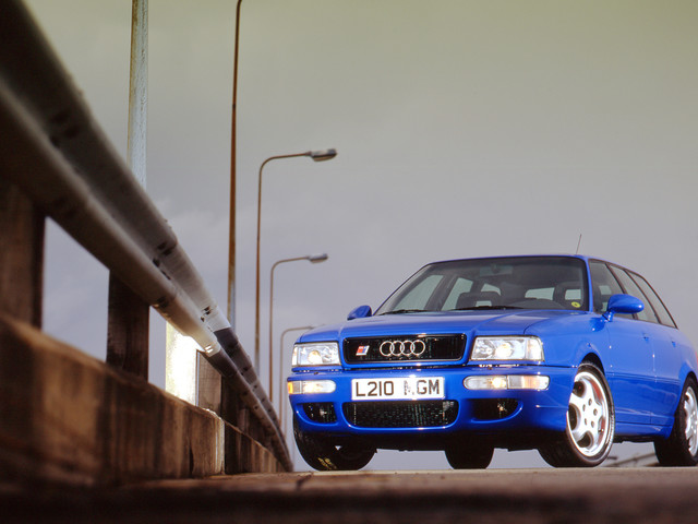Audi RS history - 25 years of Audi Sport models