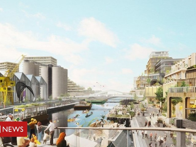 Google city sparks fresh controversy