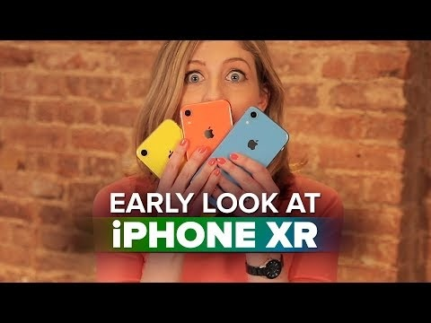 First iPhone XR Review Videos Now Available on YouTube
