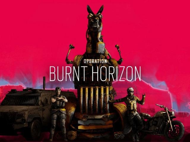 See Rainbow Six Siege's 2 new Burnt Horizon operators in action
