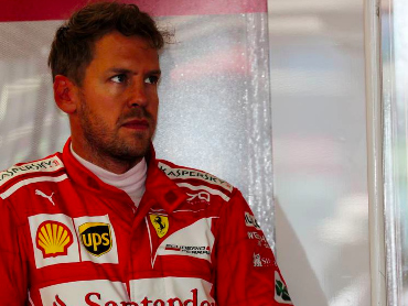 """Sebastian Vettel on disciplinary tightrope after F1 stewards hit him for """"potentially dangerous"""" driving"""