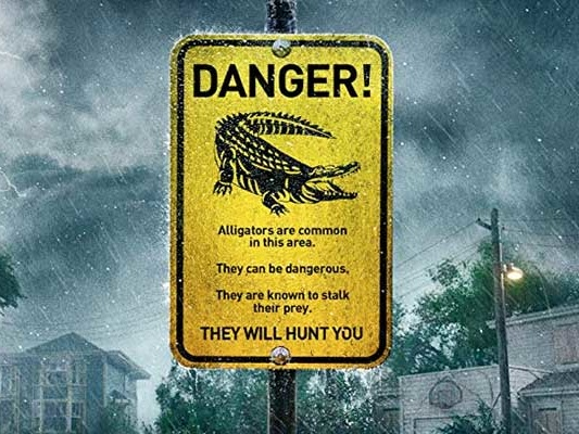 Crawl DVD release date UK and when is it out on iTunes, digital and rental