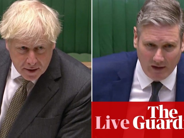UK coronavirus live: Boris Johnson faces Keir Starmer at PMQs as more regions of England go into tier 3