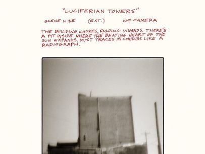 Review: Godspeed You! Black Emperor once again prove to be greater than the sum of their succinct parts on the almighty Luciferian Towers