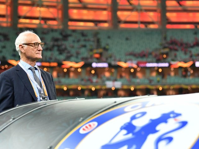 Chelsea chairman promises lessons learned from Europa League de-Baku-cle